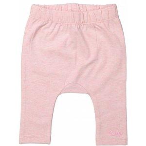 DIRKJE BABYKLEDING baby legging basics pink melee