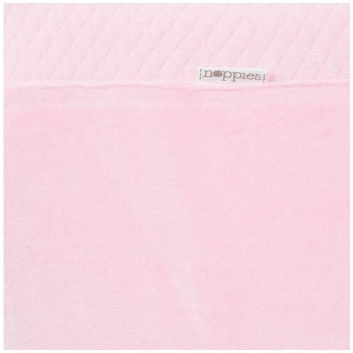 NOPPIES Noppies nos changing mat cover nizza 60x50x10 cm light pink
