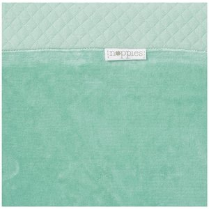 NOPPIES Noppies nos changing mat cover nizza 60x50x10 cm grey mint