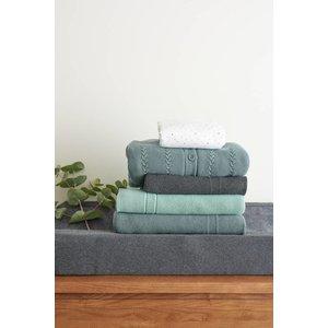 NOPPIES Noppies nos changing mat cover knit noli 60x50x10 cm dark grey melange