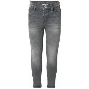 NOPPIES nos jongens jeans slim nantua grey denim