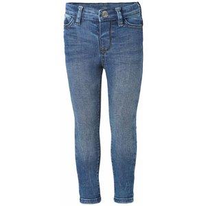 NOPPIES nos jongens jeans slim narosse dark wash