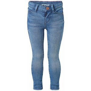 NOPPIES nos meisjes jeans skinny nizan blue denim