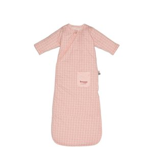 SNOOZEBABY slaapzak longsleeve winter red pink (9-24)