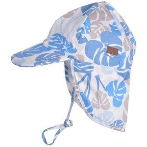MELTON pet neck summer boy/girl corydalis blue