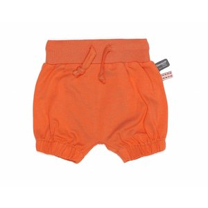 SNOOZEBABY korte broek coral/oranje