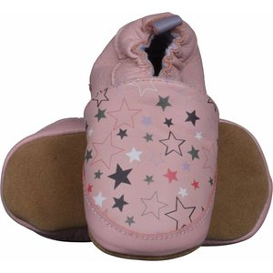 MELTON schoenen blush rose star sky