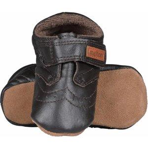 MELTON schoenen brown velcro