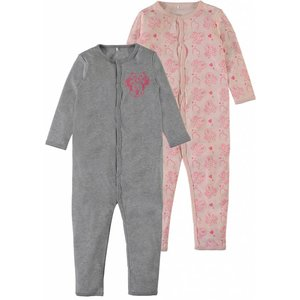 NAME IT minnie sanny nightsuit 2 piece boxpak peachy keen nos