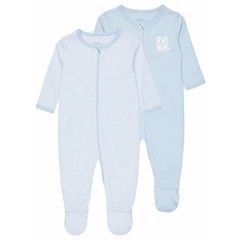 NAME IT jongens nightsuit 2 piece boxpak noos cashmere blue