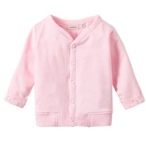 NAME IT meisjes delimo sweatvest ballerina nos