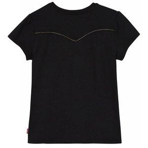LEVI'S LEVI'S meisjes t-shirt black