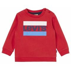 LEVI'S jongens trui ribbon red