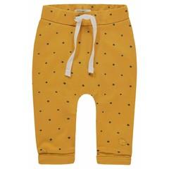 NOPPIES unisex joggingbroek honey yellow kris