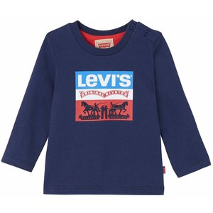LEVI'S jongens t-shirt dress blue