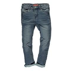 TYGO & VITO jongens slimfit jog jeans medium blue