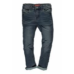 TYGO & VITO jongens slimfit jog jeans dark blue