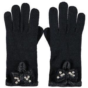 LE CHIC meisjes handschoenen blue navy
