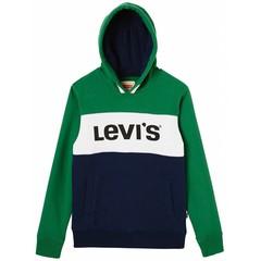 LEVI'S jongens hoodie verdant green