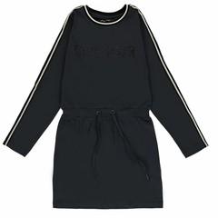LEMON BERET meisjes jurk outer space