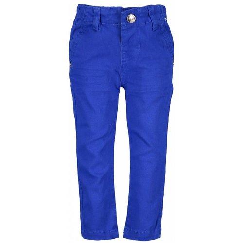 LCEE kidswear LCEE jongens broek cobalt