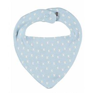 BAMPIDANO jongens sjaal blue