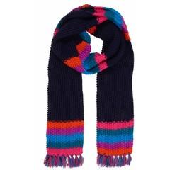 LE BIG meisjes sjaal black iris kristiane
