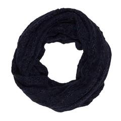 LE BIG meisjes sjaal black iris kismet