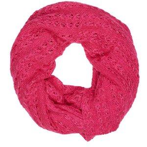 LE BIG meisjes sjaal pink glo kismet