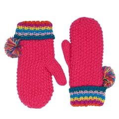LE BIG meisjes handschoenen pink glo keve