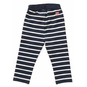 BORN TO BE FAMOUS meisjes legging yarn dyed stripe