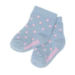 MOODSTREET meisjes sokken ice denim