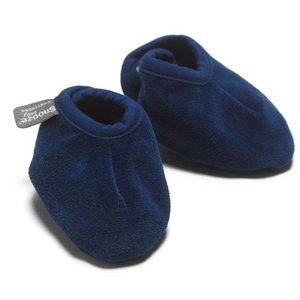 SNOOZEBABY jongens schoenen indigo velours