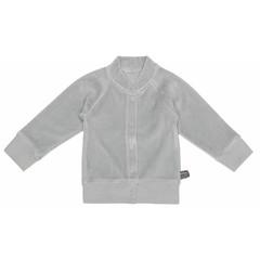 SNOOZEBABY unisex vest grey velours