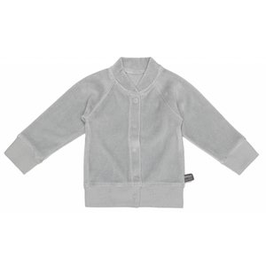 SNOOZEBABY SNOOZEBABY unisex vest grey velours