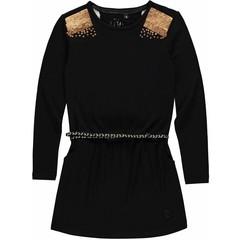 LEVV meisjes jurk black