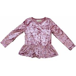 KNOT SO BAD meisjes jurk pink