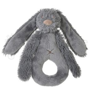 HAPPY HORSE jongens deep grey rabbit richie rattle
