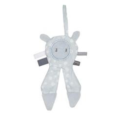 SNOOZEBABY knuffel friendly frank cloudy blue
