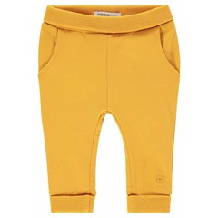 NOPPIES unisex broekje jersey humpie honey yellow
