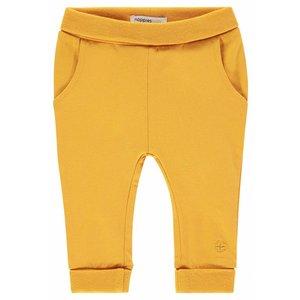 NOPPIES unisex broekje jersey humpie honey yellow