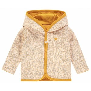 NOPPIES Noppies unisex vestje reversible haye honey yellow