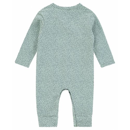 NOPPIES Noppies unisex playsuit dali grey mint