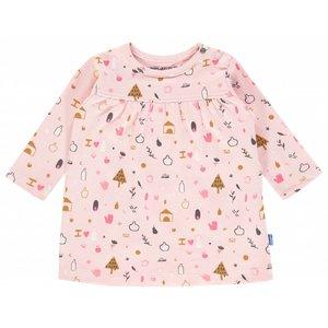 IMPS&ELFS meisjes jurk pale pink