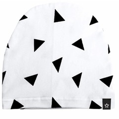 YOUR WISHES unisex muts monochrome triangles nos