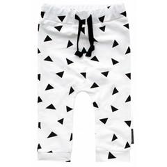 YOUR WISHES jongens joggingbroek monochrome triangle