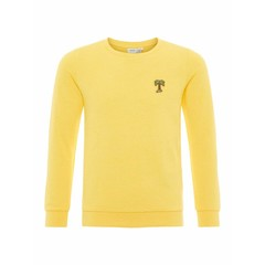 NAME IT meisjes berbel sweater noos primrose yellow