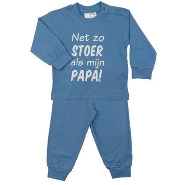 FUN2WEAR Fun2Wear jongens stoer als papa pyjama allure