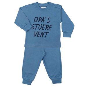 FUN2WEAR Fun2Wear jongens opa's stoere vent pyjama allure