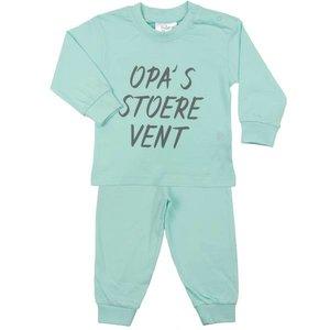 FUN2WEAR jongens opa's stoere vent pyjama yucca